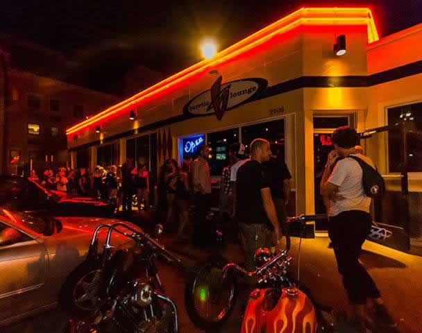 Busy Night at Bandito's Richmond Va